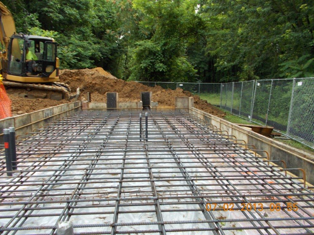 rebar for Prefabricated Pumping Stations